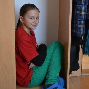 16.12.2012 11:28, autor: Janka / Niektoré skautky odložíme do skrine, na budúci rok sa ešte zídu  :-)