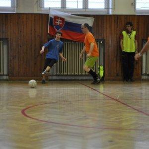 """""""Fodbalový turnaj"""" (23.2.2013)"""