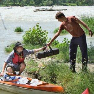 Splav Dunaja (31.5.-2.6.2013)