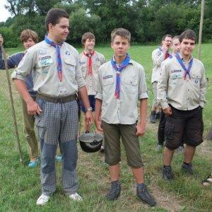 Letný tábor Jabloňovce (10.-24.7.2013)
