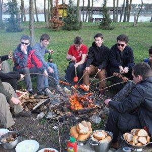 1.3.2014 13:56, autor: Katka / Opekaný obed je tradíciou