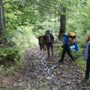 Putovná výprava do Slovenského krasu (8.-11.5.2014)