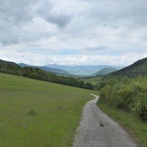 9.5.2014 14:41, autor: Teoretik / Stúpame na Plešiveckú planinu