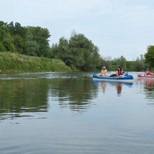 24.5.2014 10:24 / Kľudná plavba po Morave
