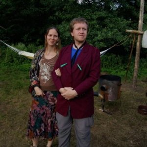 15.7.2014 20:50 / Veľvyslanec so svojou ženou