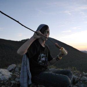 18.10.2014 17:53, autor: Škrečok / Vodník si opeká priamo na slnku