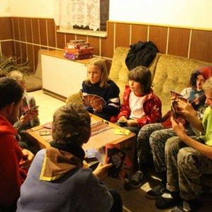 31.10.2014 17:55, autor: Lucia / Spoločenské hry večer v chate