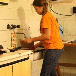 31.10.2014 17:56, autor: Lucia / Niekto musí tie riady umyť