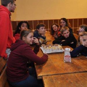 1.11.2014 23:38, autor: Tuti / Sobota večer - čakáme na výsledky bodovania za celý Jesenný tábor