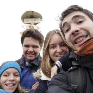 15.11.2014 9:57, autor: Škrečok / Spoločná selfie vol.1