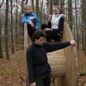 15.11.2014 12:37, autor: Škrečok / Našlo sa v lese.