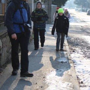 Výlet na Veľkú homoľu (14.2.2015)
