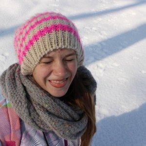 14.2.2015 12:43, autor: Lucia / Stále usmiata Gabika