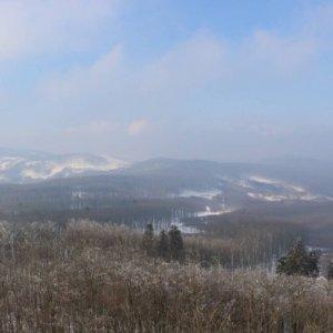 14.2.2015 13:26, autor: Lucia / Výhľad z rozhľadne - počasie nám naozaj prialo