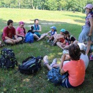 13.6.2015 9:15, autor: Lucia / Na Červenom Kameni je čas na program