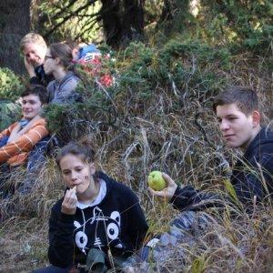 31.10.2015 10:39, autor: Lucia / Prvá pauza a čas na jabĺčka a hrušky