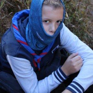 31.10.2015 10:43, autor: Lucia / Matúš, už tradične, s niečím čudným na hlave