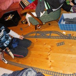 31.10.2015 19:15, autor: Lucia / Panda ako železničný inžinier