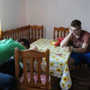 1.11.2015 9:48, autor: Lucia / Aj vedenie intenzívne pomáha v upratovaní chaty