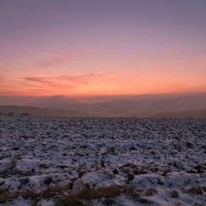 17.12.2016 16:10, autor: Teoretik / Západ Slnka prišiel dosť skoro