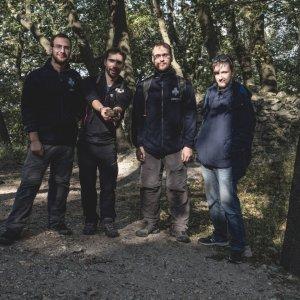 Výprava na Ostrý Kameň (6.10.2018)