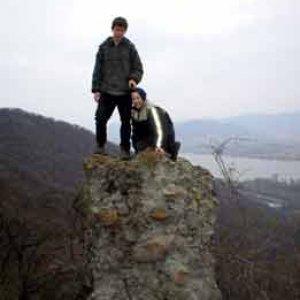 Na skale