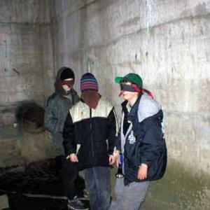 Výprava do Strekova (11. až 13.4.2003)
