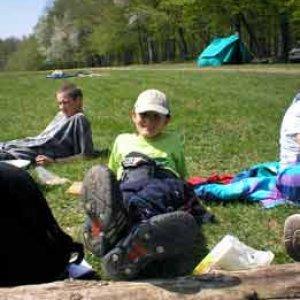 Výlet zo Sv. Jura (26.4.2003)