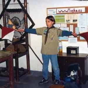 Svojsíkov závod - Vsetín (11. až 13.4.2003)
