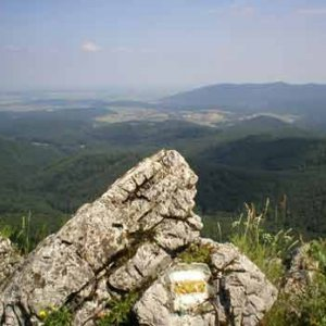 Trojdňovka do Karpát (6. až 8.6.2003)