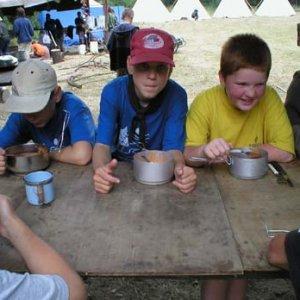 Letný tábor Východná 2003 (7. až 21.7.2003)