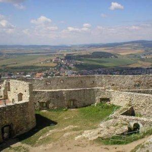 Dočasný dom prepošta a Spišská kapitula, miesto kam sa neskôr presťahoval.