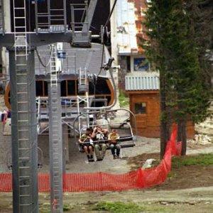 Výlet na Solisko bol spestrený cestou lanovkou
