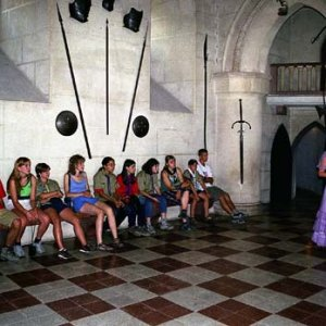 Návšteva zámku Bojnice