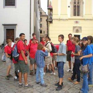 Priateľstvo spod Tatier (návšteva z USA) (22. až 31.7.2003)