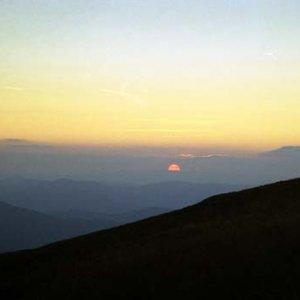 Západ Slnka z Chabenca bol posledný v Tatrách