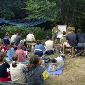 Wajcovka začala na Ekumenickej lesnej škole v Hiadeli
