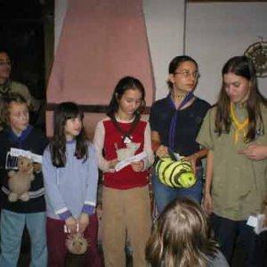 Darček Plamienok - amulety pre každú družinu