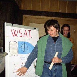 Záverečné prezentácie - W.S.A.T.