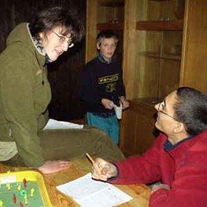 Ukončenie radcovského kurzu na Kačíne