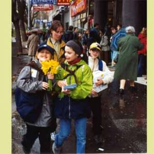 Deň narcisov (22.3.2002)