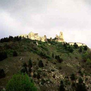 Ďalší v poradí - Čachtický hrad
