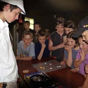 Zarobené zlaťáky mohli tí šťastnejší znásobiť v kasíne