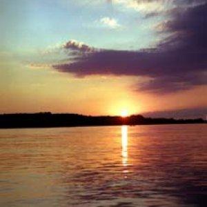 Západ Slnka pri Sape