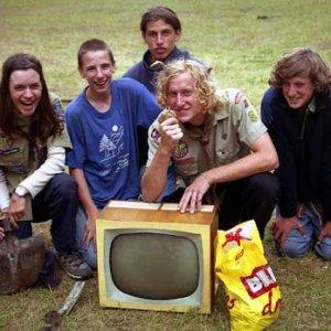 Roveri vymenili paštiku za televízor...