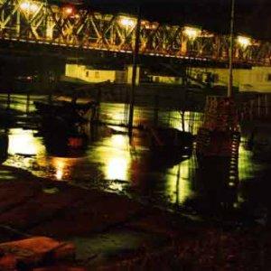 Jarný Trojkopčiak + povodeň na Dunaji (23.3.2002)