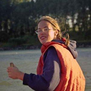 Jesenný splav (15. 9.2004)