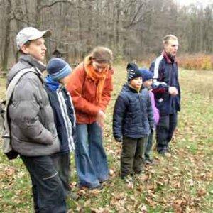 Čas pred štartom sme krátili hrou hututu, asi aj kvôli zime...