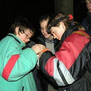 Nočná výprava (16. až 17.11.2004)