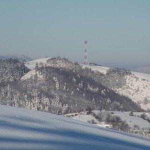 29.1.2005  11:06 / Zlatý vrch, už aj s vysielačom